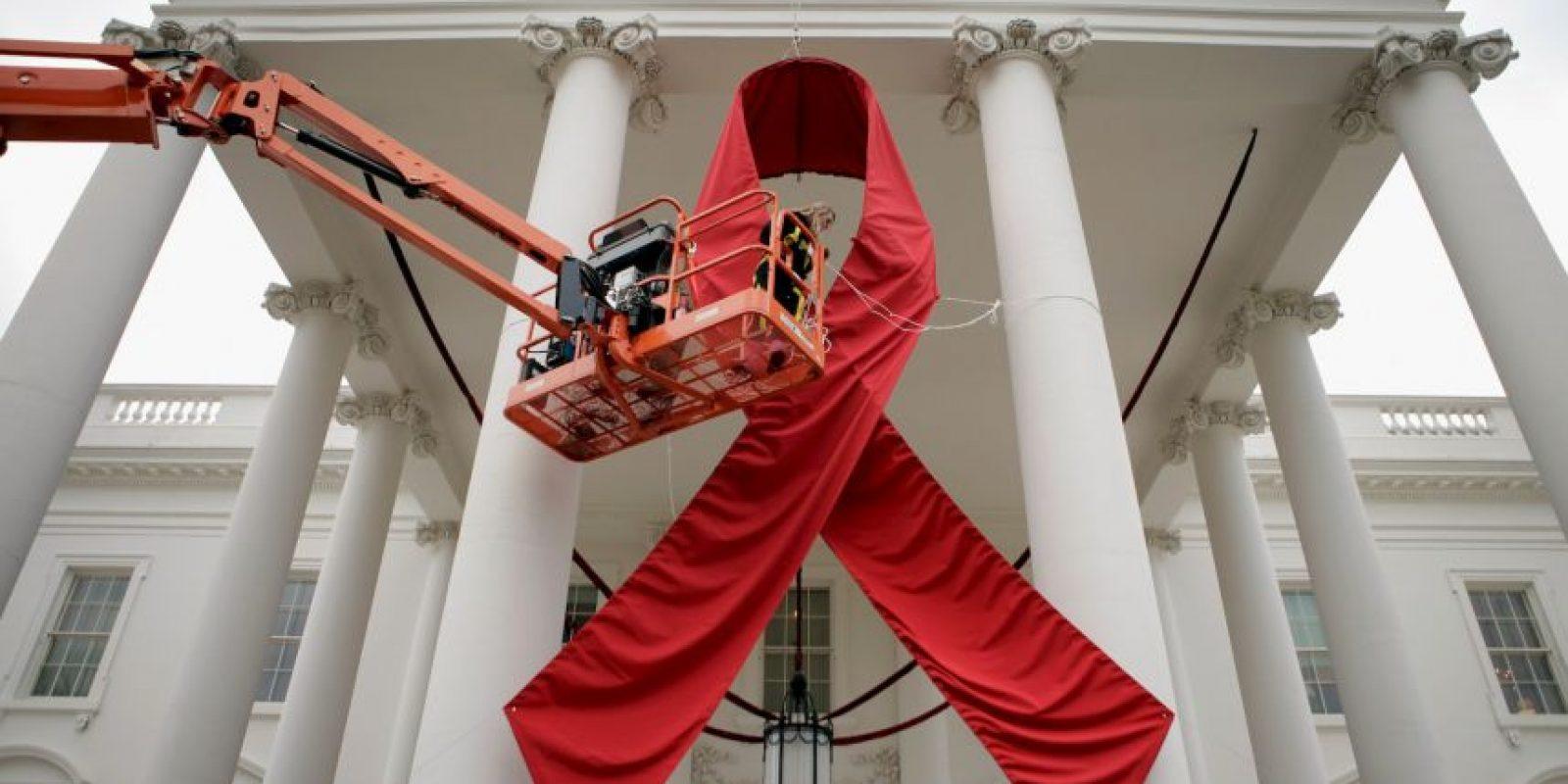 Las nuevas infecciones por el VIH descendieron un 3% en el periodo de 2005 a 2013 en América Latina Foto:Getty Images