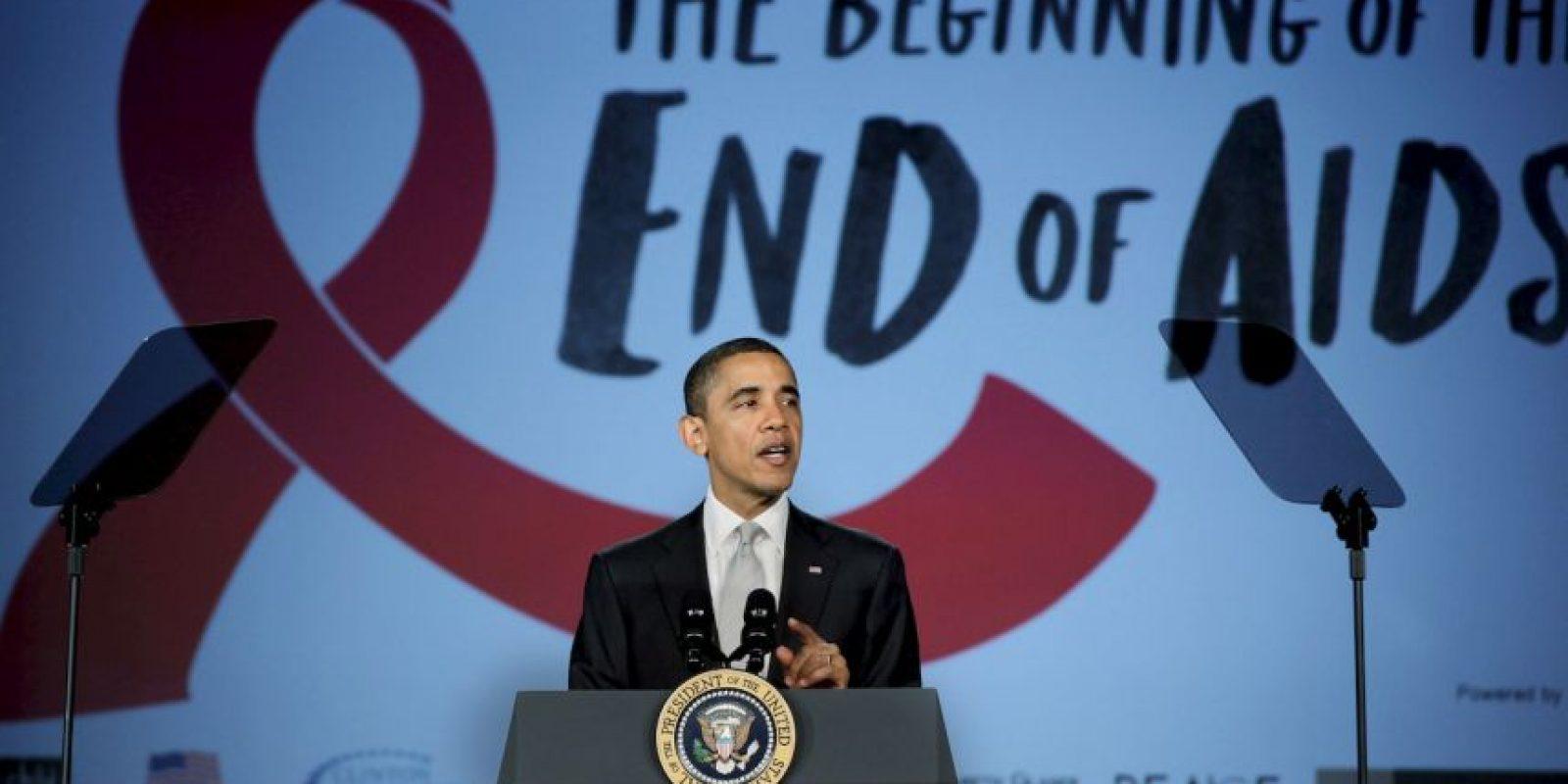 A escala mundial, 240 mil niños contrajeron la infección por el VIH en 2013, mientras que en 2001 la cifra ascendió hasta los 580 mil. Foto:Getty Images