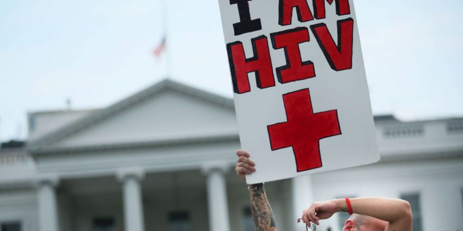 En 2013, 35 millones de personas vivían con el VIH. Foto:Getty Images