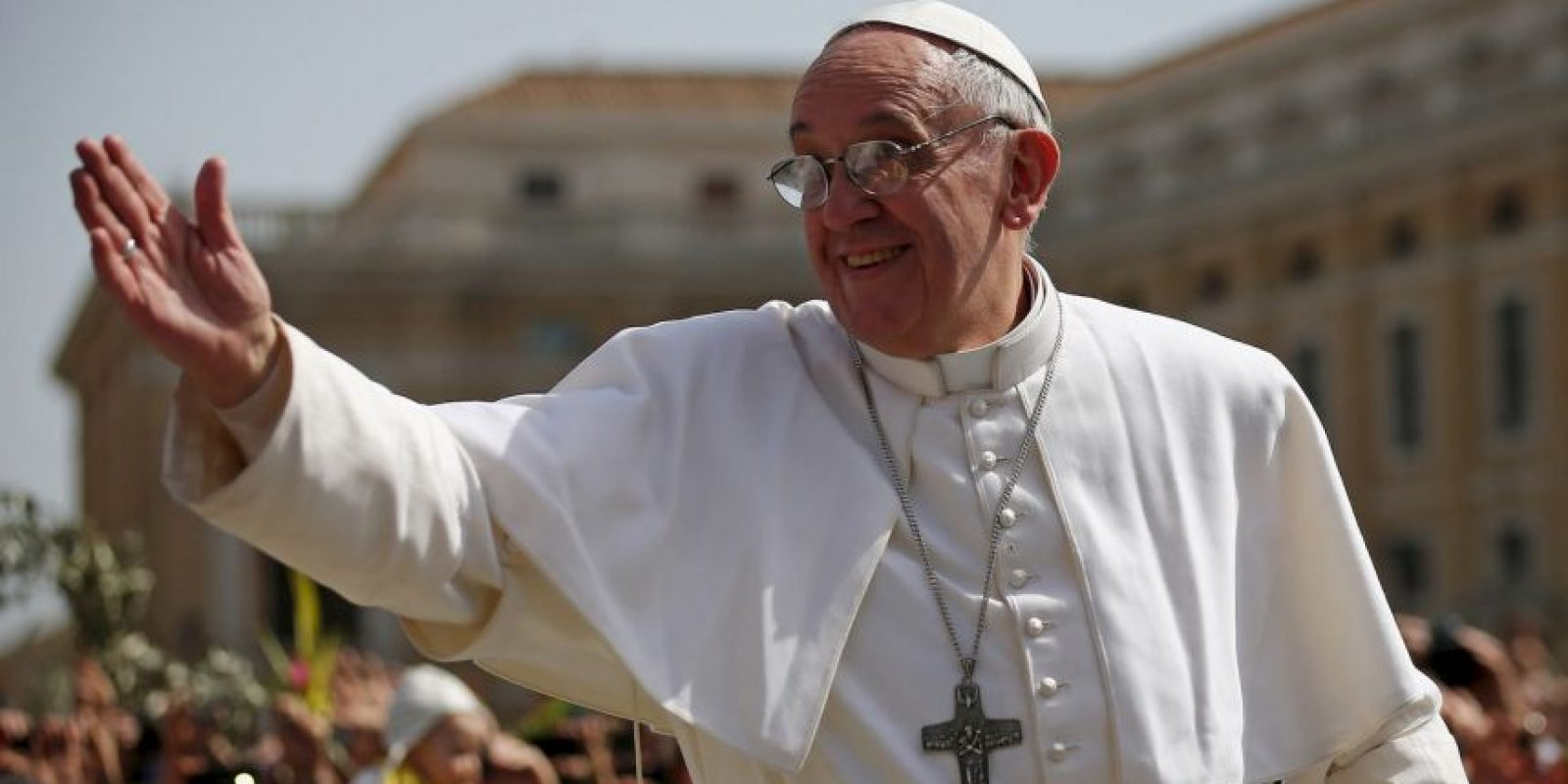 3. Mientras, en Paraguay se espera que un coro de presas cante para el religioso. Foto:Getty Images