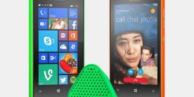 Lumia 435 Foto:Microsoft