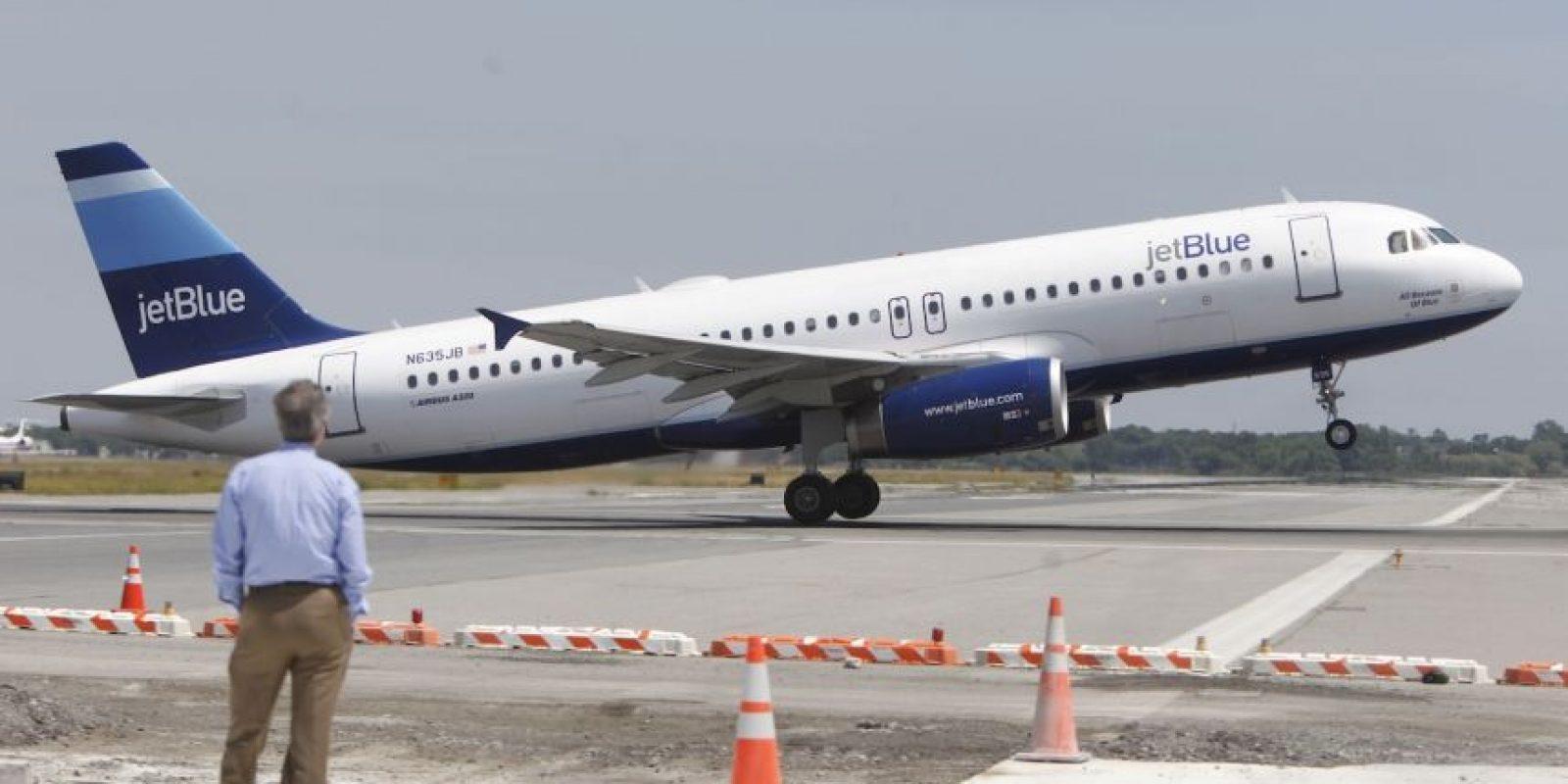 Esta es la primer aerolínea que hace el viaje directo. Foto:AP
