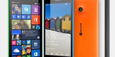 Lumia 535 Foto:Microsoft