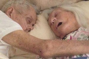 Alexander murió en los brazos de Jeanette, como siempre lo habría querido Foto:ABC News