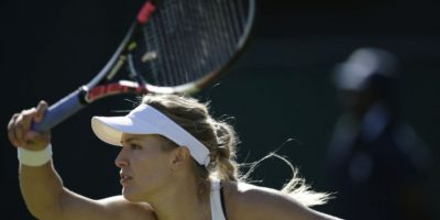 Eugenie Bouchard perdió en la primera ronda con la china Ying-Ying Duan Foto: Getty Images
