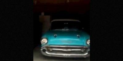 3. Abuelo recibe el automóvil que quiso toda su vida Foto:YouTube-Archivo