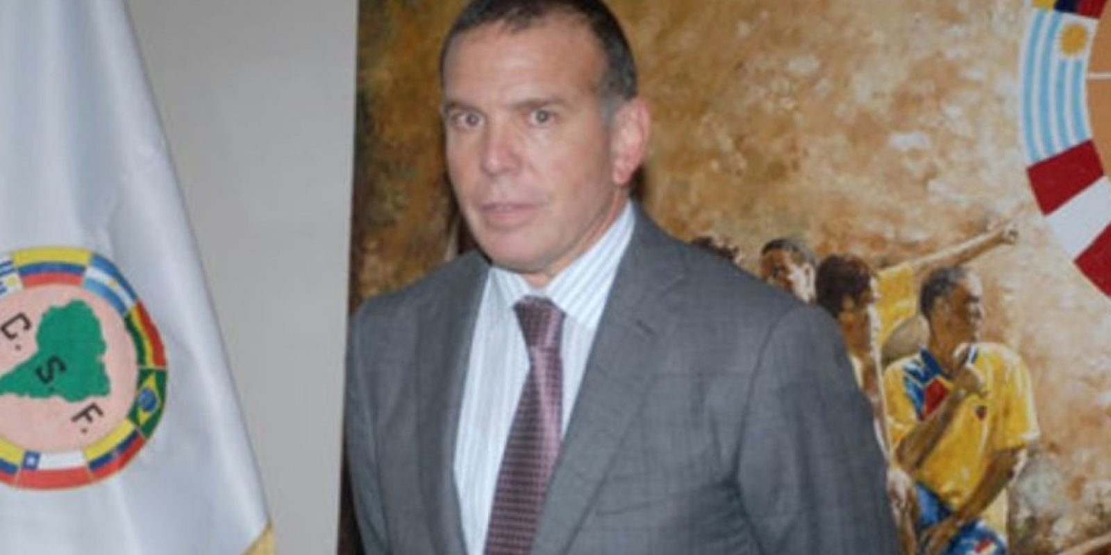 Juan Ángel Napout Foto: Getty Images