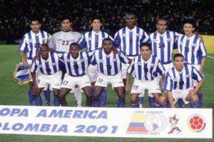 Honduras en 2001. Foto:Twitter