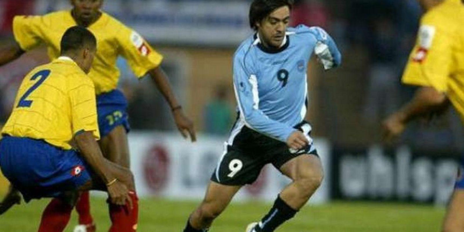 Uruguay fue tercer lugar tras vencer 2-1 a Colombia en el torneo realizado en Perú. Foto:Twitter