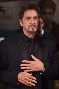 """Sus personajes más conocidos con Michael Corleone en """"El Padrino"""" y Tony Montana en """"Scarface"""". Foto:Getty Images"""