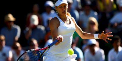 El año pasado llegó a la final de Wimbledon Foto:Vía instagram. com/geniebouchard