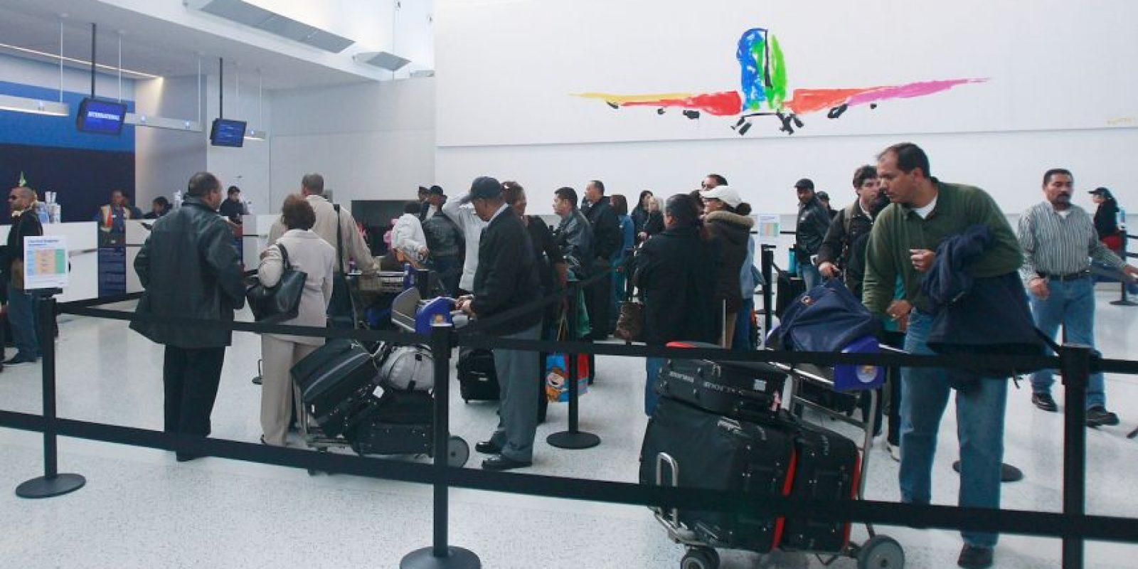 El avión de 150 asientos despegó desde el aeropuerto de Nueva York John F. Kennedy. Foto:Getty Images