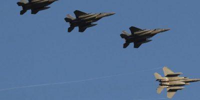 Fuerza Aérea estadounidense cancela actividades del 4 de julio por alerta terrorista