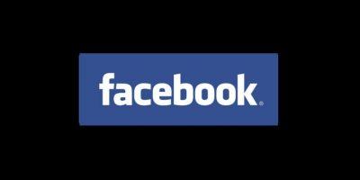 La tipografía original del logo de la red social de Mark Zuckerberg Foto:Facebook