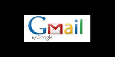 El logo original de Gmail, el servicio de correo de Google Foto:Gmail