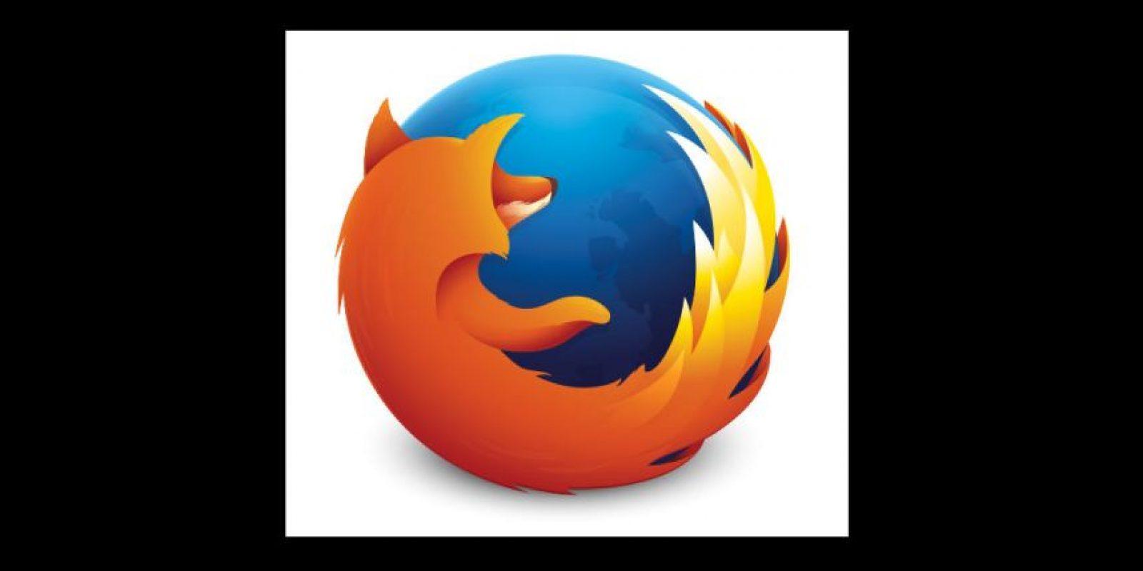 Actual. El difuminado dio más textura a este diseño Foto:Mozilla