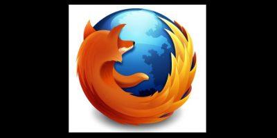 Logo original de Firefox, el navegador oficial de Mozilla Foto:Mozilla