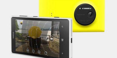 Lumia 1020 Foto:Microsoft