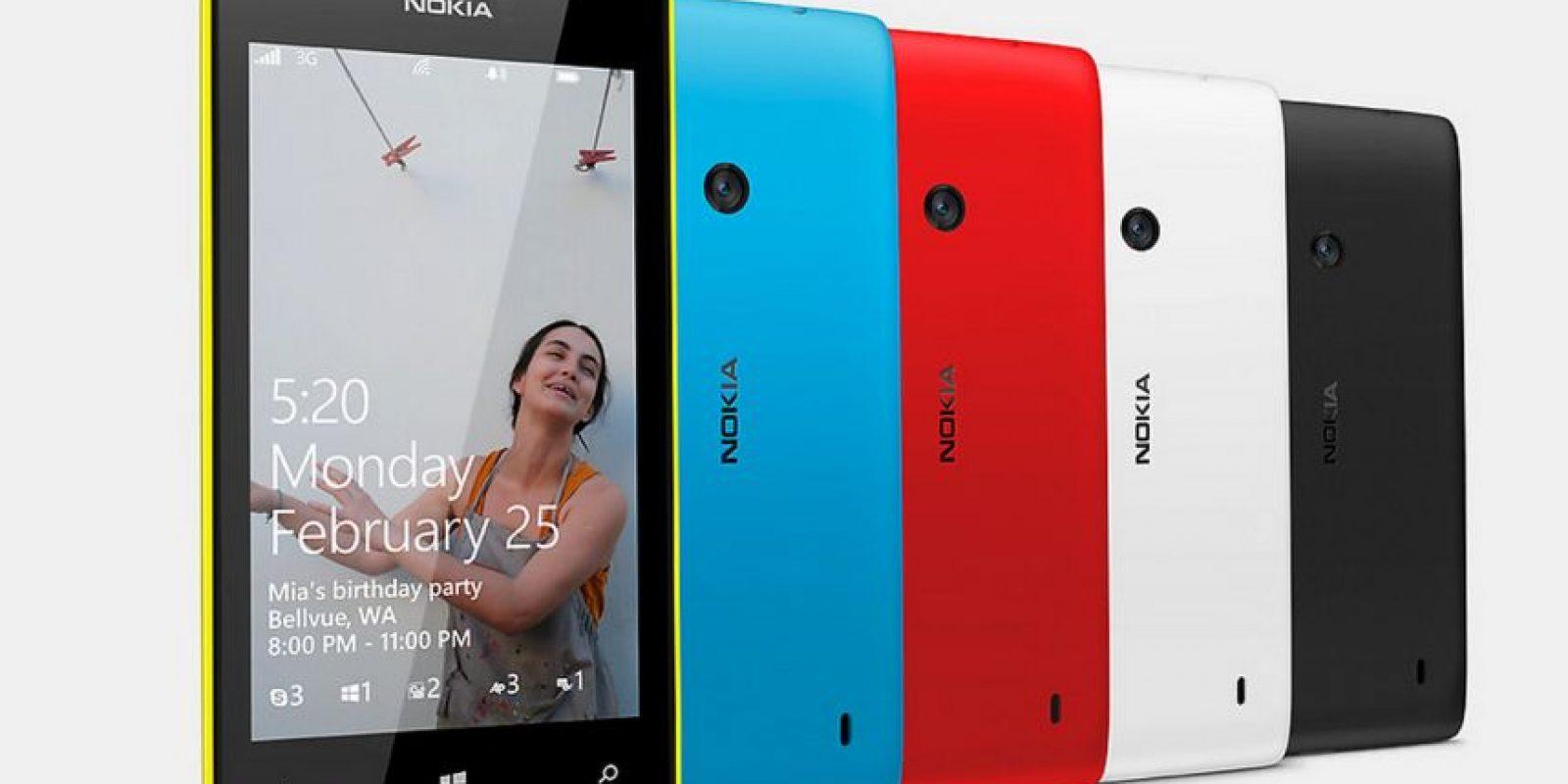 Lumia 520 Foto:Microsoft
