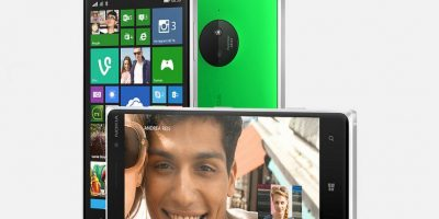Lumia 830 Foto:Microsoft