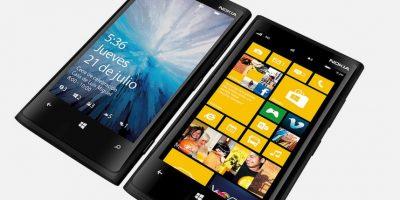 Lumia 920 Foto:Microsoft