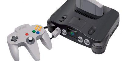 Con N64 (junto al PlayStation One) comenzó la ola de videojuegos en tres dimensiónes Foto:Nintendo