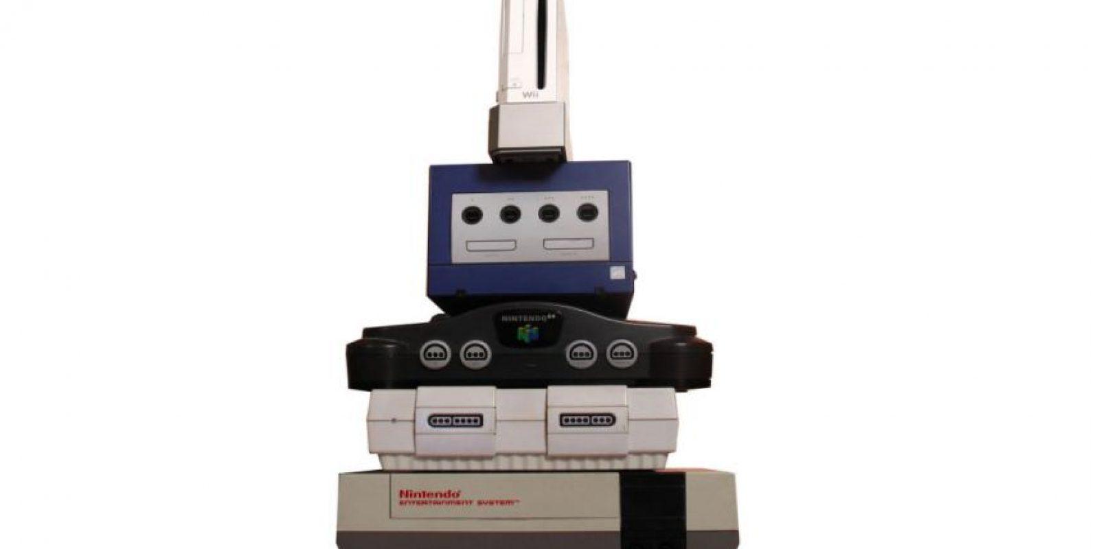 A continuación les presentamos todas las consolas de Nintendo Foto:Wikicommons