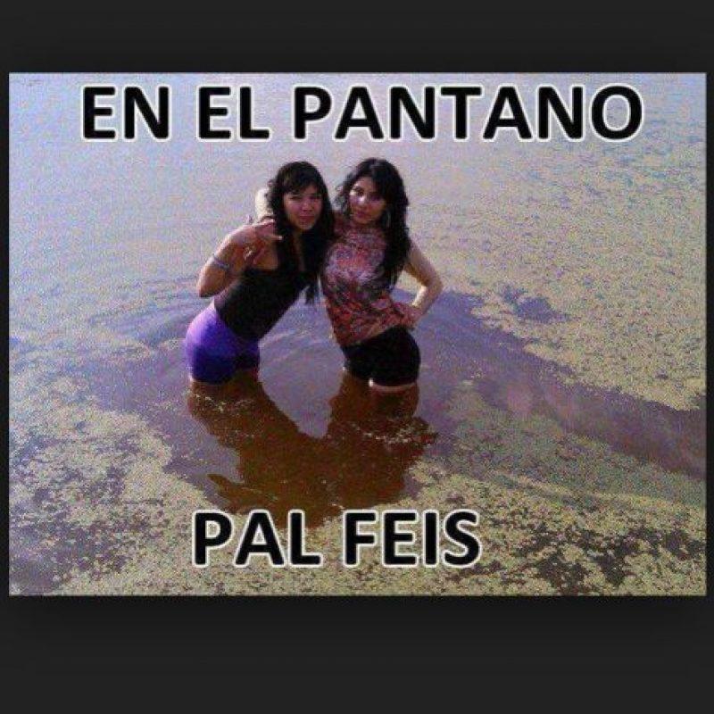 """""""Pa'l feis"""" Foto:Pinterest"""