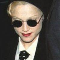 Madonna, a finales de los 80. Foto:vía Listal