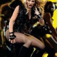 Lady Gaga, repitiéndolo. Foto:vía Listal