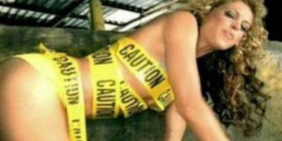 Paulina Rubio, en sus videos. Foto:vía Listal