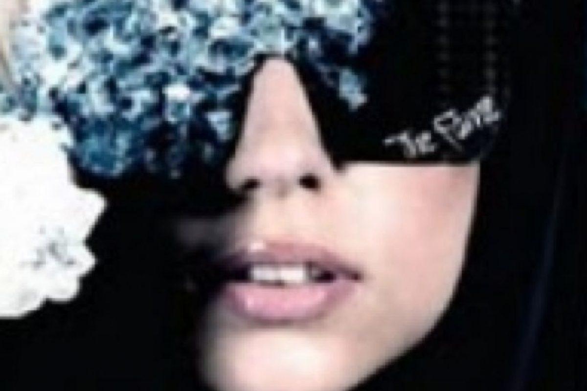 Lady Gaga, con lentes. Foto:vía Listal