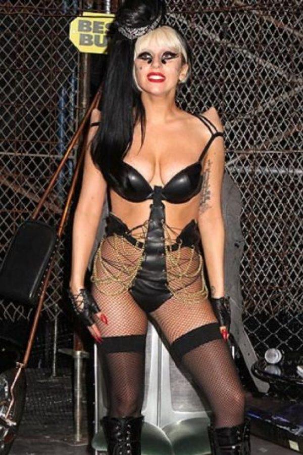 Y… Lady Gaga. Foto:vía Listal