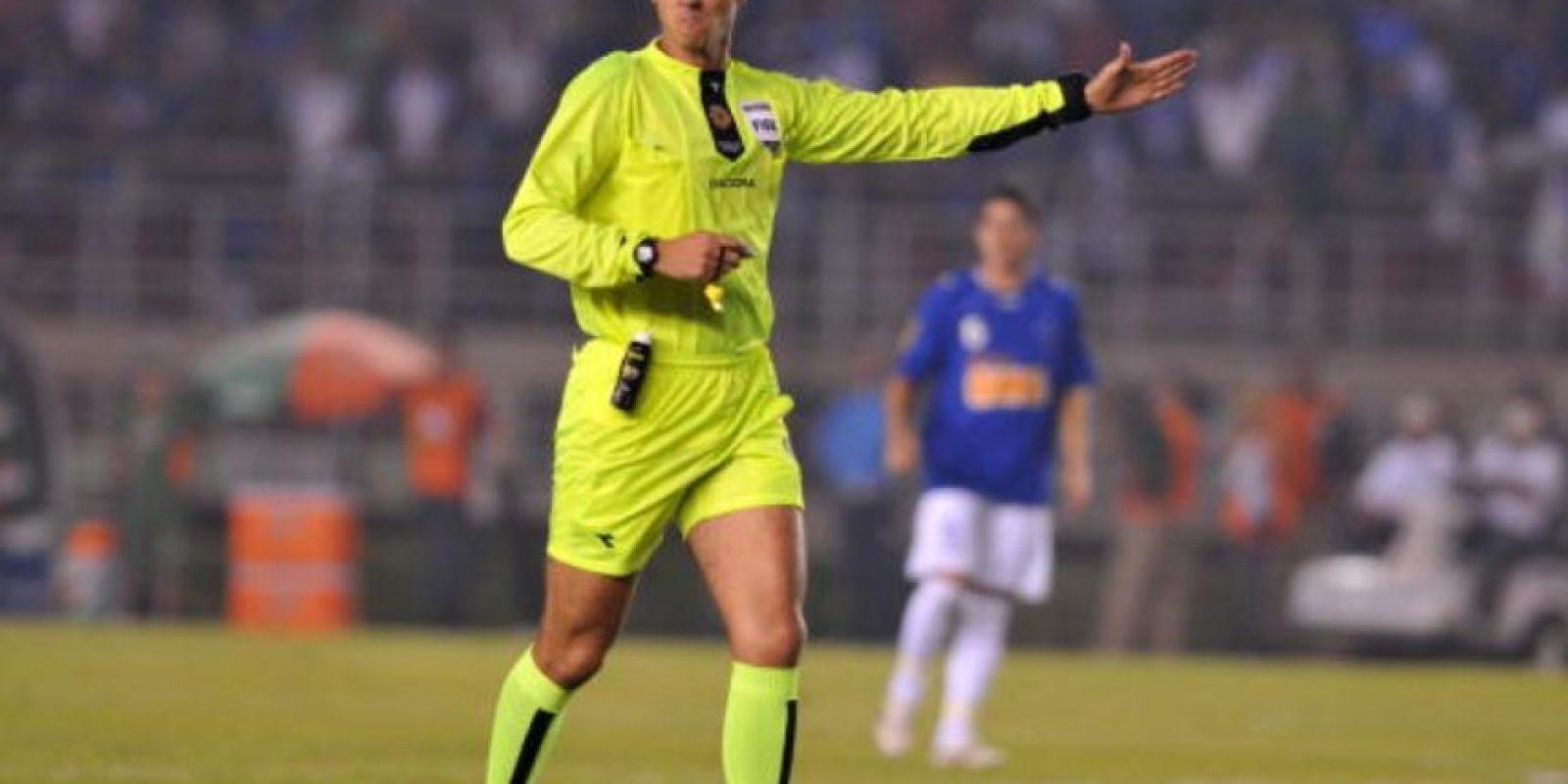 Allí anuló dos goles legítimos para los mexicanos. Foto:vía Getty Images