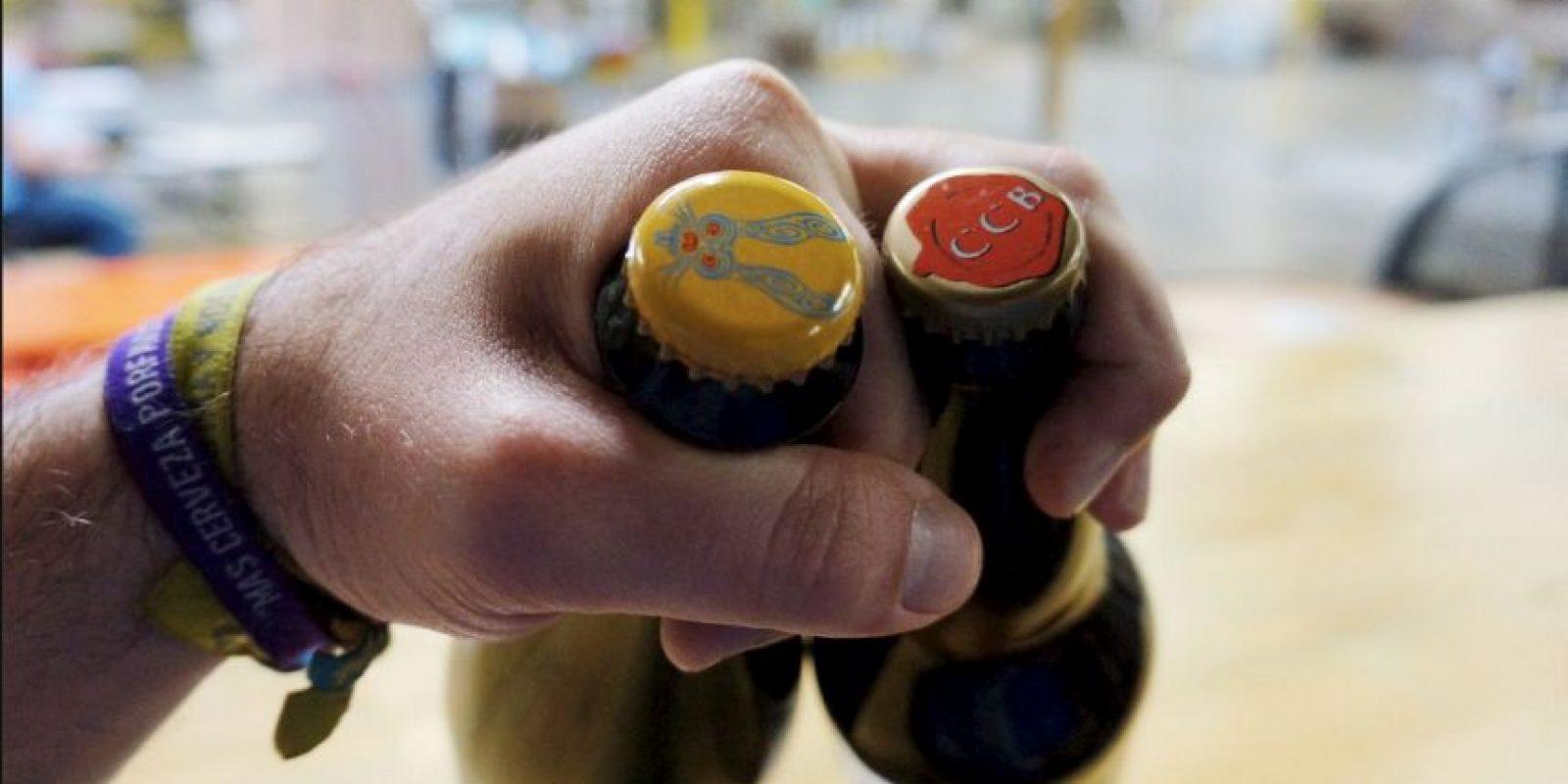"""La cervecera """"5 Rabbit"""", fundada por latinoamericanos, ha decidido no laborar más para Trump. Foto:Vía facebook.com/5rabbit"""