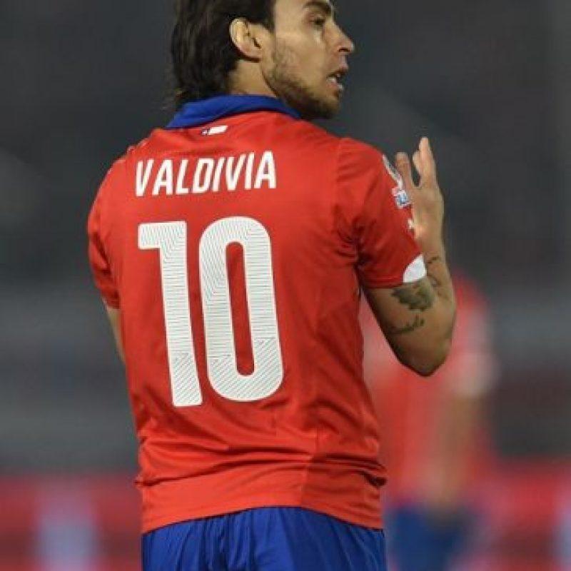 Jorge Valdivia Foto:AFP
