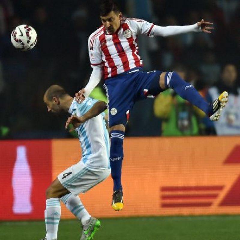 Pablo Zabaleta Foto:AFP