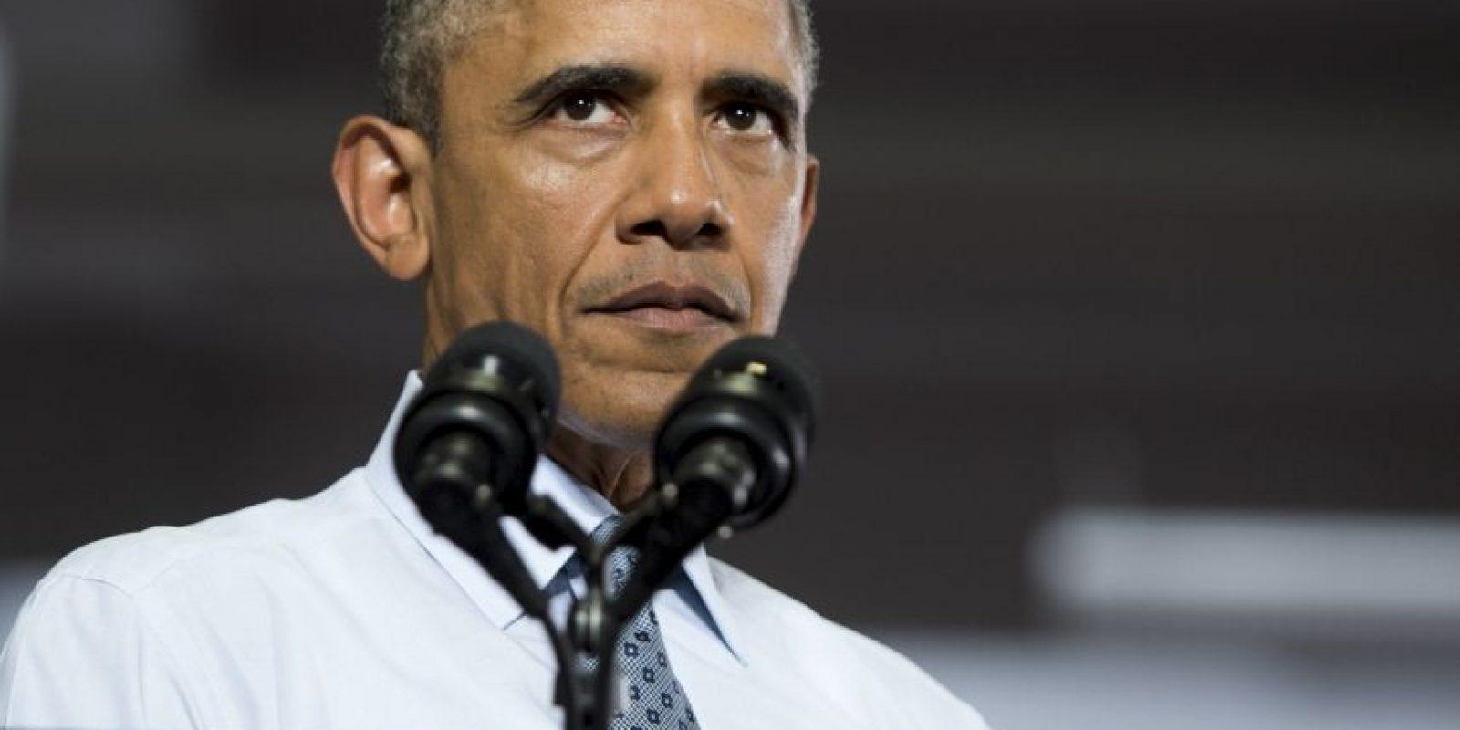 Detienen en Wisconsin a un hombre que amenazó de muerte a Barack Obama. Foto:AFP