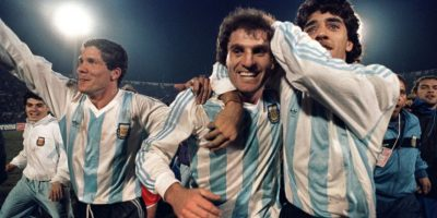 Argentina se coronó en 1991 Foto: Getty Images