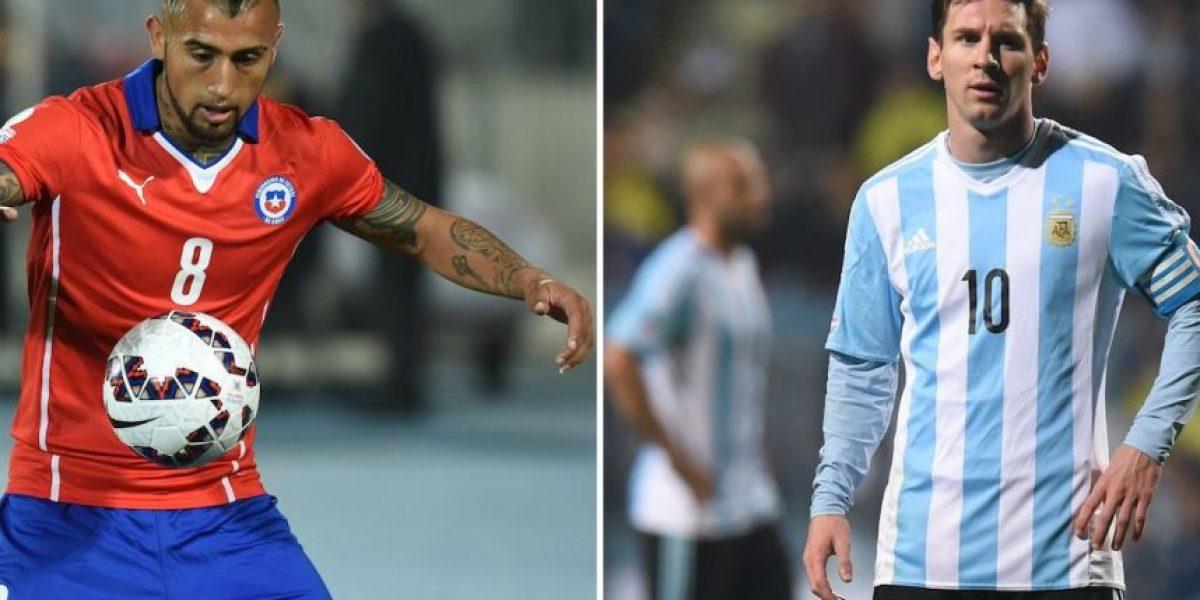 EN VIVO FINAL Copa América: Chile vs. Argentina, uno alcanzará la gloria