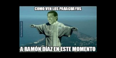 Ramón Díaz llevó a Paraguay hasta semifinales Foto:Twitter