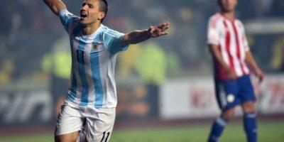 """En las siete ocasiones que la Copa América se ha festejado en Chile, en todas la """"Albiceleste"""" ha llegado a la última instancia Foto:AFP"""