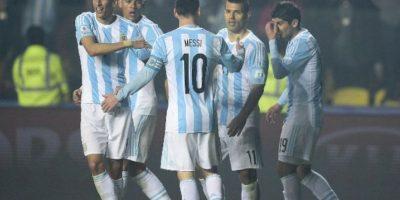 Suma dos victorias y dos empates Foto:AFP