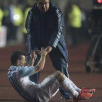 6. Jugar en Chile le sienta bien a Argentina Foto:AFP