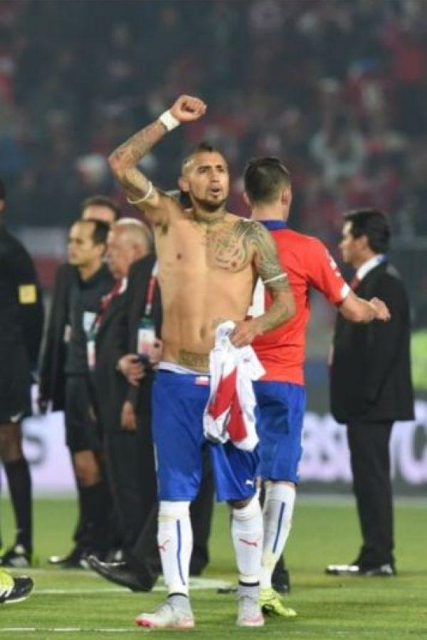 Suma cuatro victorias y un empate Foto:AFP