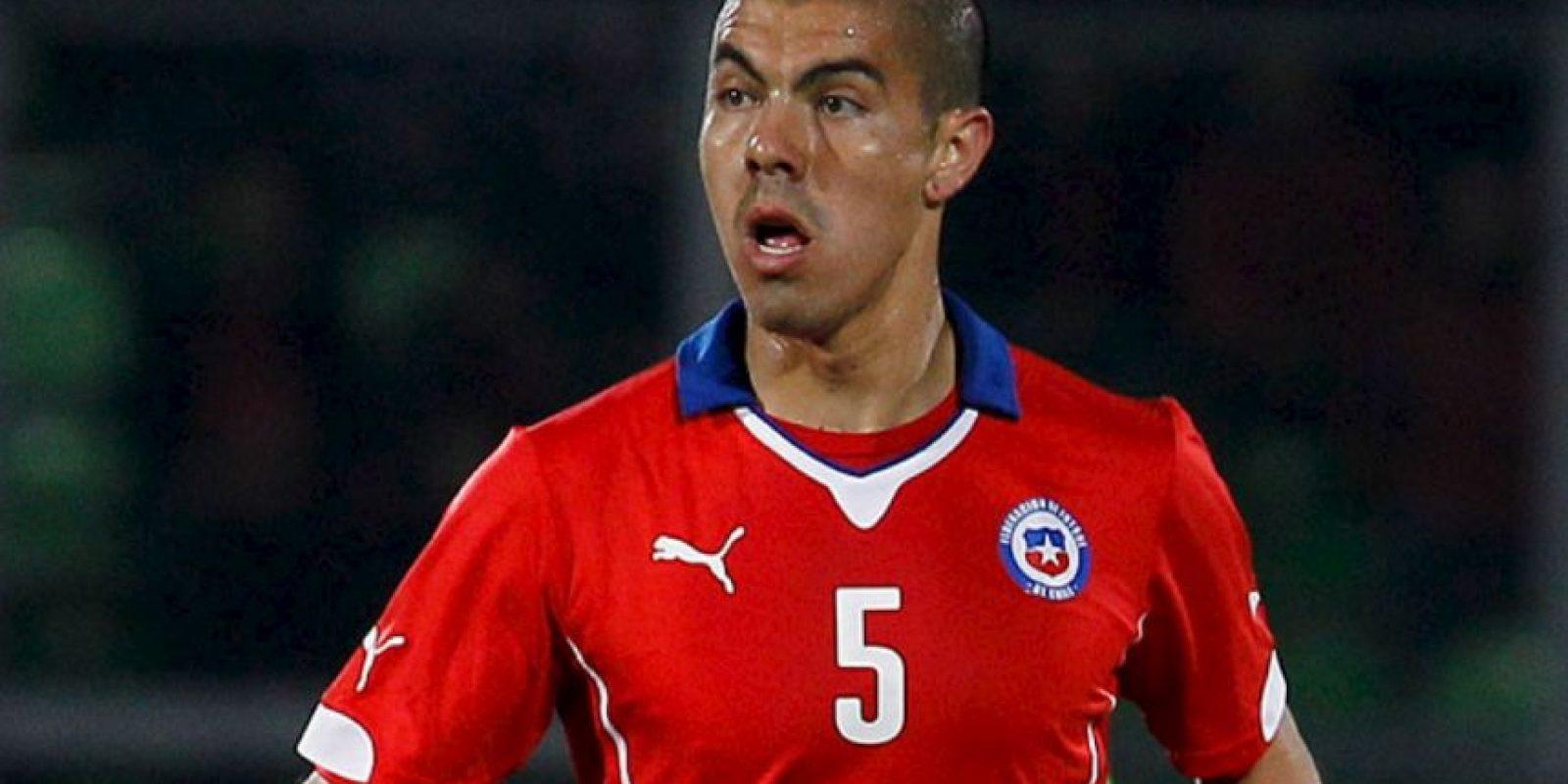 Francisco Silva es el otro central de Chile