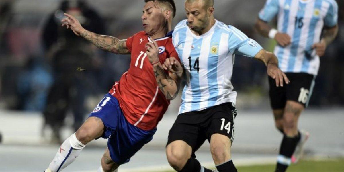 VIDEO: El desconsolado llanto de Javier Mascherano en la final de la Copa América