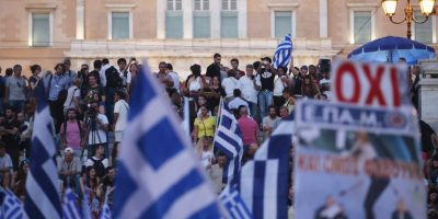 No se tienen planeada ninguna reunión de emergencia de parte de los líderes de la Unión Europea para discutir la situación de Grecia. Foto:Getty Images