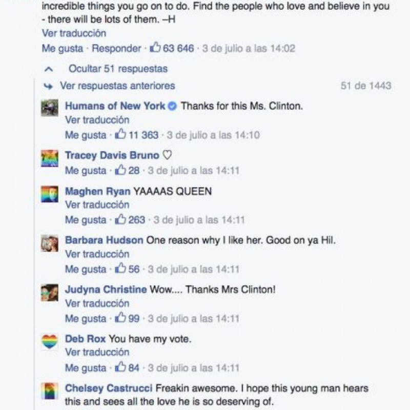 Sentirse culpables acerca de su orientación sexual Foto:Vía Facebook/HumansOfNewYork