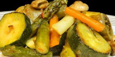 Estudio asegura que las verduras fritas son más saludables que las cocidas